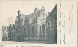 Mechelen - Malines - Palais De Justice - 1901 - Malines