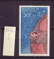 Haute Volta - Obervolta - Upper Volta Poste Aérienne 1965 Y&T N°PA27 - Michel N°172  * - 30f Télécommunications Spatiale - Haute-Volta (1958-1984)