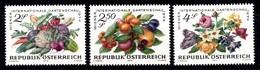 AUTRICHE 1974  Mi.nr.: 1444-1446 Gartenschau  Neuf Sans Charniere-MNH-Postfris - 1971-80 Neufs