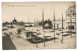 OLD POSTCARD OF FIUME , IV FIERA DI FIUME 1928 ( ANNO VI ) , ADVERTISING' BIRRA DREHER - Kroatië