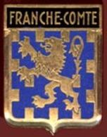 ** BROCHE  FRANCHE - COMTE ** - Brooches