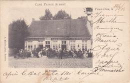 Vieux-Dieu : Café Prince Albert - Mortsel