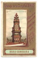 Pubblicità, Carte Publicitaire, Advertising Card LIEBIG. Exposition Universelle D'Anvers 1885 - Liebig