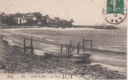 CPA Saint-Elme - La Plage - France