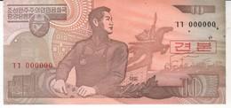 3787   KOREA  10  W   SPECIMEN  000000    RR - Corée Du Nord