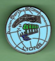 LIONS CLUB *** ACTION SERVICE ENVIRONNEMENT *** 5063 - Associations