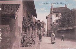 St Prex VD, Rue Du Village (601) Bord Gauche Endommagé - VD Vaud
