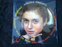 Grand Prix Du Festival San Remo 1964/ 45t Festival FX 1385 M - Vinyl Records