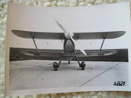Avia B-634 Prototype Front View - Aviation