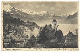 Ringgenberg Am Brienzersee - 1915 - P Gabler - BE Berne