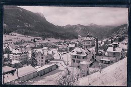 Vallorbe Sous La Neige (1372) - VD Vaud