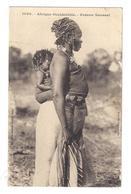 CARTOLINA FEMME SAUSSAI - 2 - Senegal