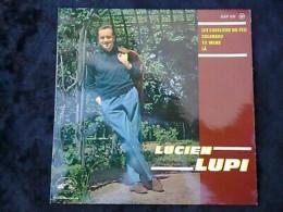 Lucien Lupi: Les Cavaliers Du Feu-Colorado-Tu Mens-Là/ 45t La Voix De Son Maître - Vinyl Records