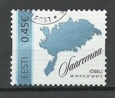 ESTLAND Estonia 2012 Saaremaa Island Ösel O - Estonie