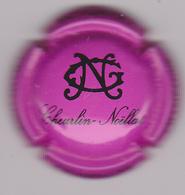 Capsule Champagne CHEURLIN_NOELLAT ( Nr ; Rose Et Noir ) {S08-19} - Non Classés