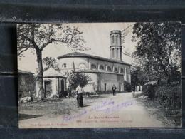 Z28 - 31 - Laffite Pres Carbonne - L'Eglise - Cachet Hexagonal Laffite-Vigordane Au Verso - Otros Municipios