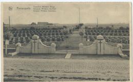 Ramscapelle - Cimetière Militaire Belge - Belgisch Militair Kerkhof - O.N.I.G Sites De Guerre - Nieuwpoort