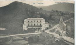 Coo - Panorama - Grand Hôtel De La Cascade - Papeterie Califice, Spa - 1908 - Stavelot