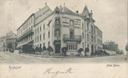 Rochefort - Hôtel Biron - Nels Série 8 No 70 - 1904 - Rochefort