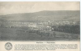 Stavelot - Panorama - Hôtel D'Orange - Stavelot