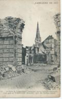 Dendermonde - Termonde - 151 - La Porte De Termonde Après L'attaque Allemande - 1914 - Dendermonde