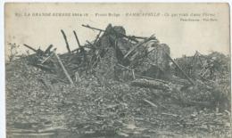 Ramscapelle - 875 - Front Belge - Ce Qui Reste D'une Ferme - Phot-Express - 1918 - Nieuwpoort