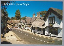 UK.- OLD VILLAGE, SHANKLIN, ISLE OF WIGHT. - Engeland
