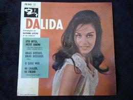 Dalida: Itsi Bitsi, Petit Bikini-Bras Dessus, Bras Dessous/ 45t Barclay 70 345 - Vinyles