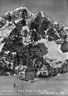 "07665 ""COURMAYEUR (AO) - MONTE BIANCO DAL COL CHECROUIT"" CART. ORIG. SPED. '958 - Italia"