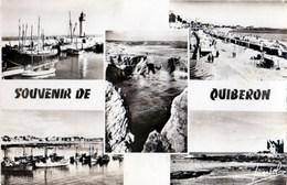 56 Quiberon Multi Vues N°M 5  TBE - Quiberon