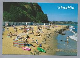 UK.- THE SANDS, SHANKLIN, ISLE OF WIGHT. - Engeland