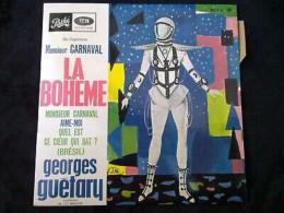 Georges Guétary: La Bohème-Monsieur Carnaval.../ 45t Pathé EG 916 - Vinyl Records
