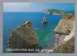 UK.- FRESHWATER BAY, SHANKLIN, ISLE OF WIGHT. - Engeland