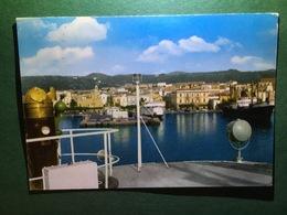 Cartolina Carloforte - Vista Dal Mare - 1971 - Cagliari