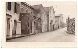 BOUC BEL AIR   Avenue D'Aix   CARTE PHOTO - Autres Communes