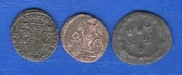 3   Pieces  Romaine - 5. L'Anarchie Militaire (235 à 284)