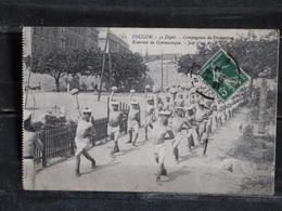 Z28 - 83 - Toulon - 5e Depot - Compagnies De Formation - Exercice De Gymnastique - Jeté D'un Bras - Toulon
