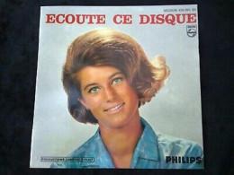 Sheila 7e Disque:Ecoute Ce Disque-Vous Les Copains, Je Ne.../45t Philips 434.954 - Vinyl Records
