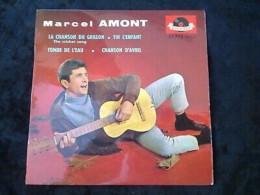 Marcel Amont: La Chanson Du Grillon-Toi L'enfant/ 45t Polydor 21 775 - Vinyl Records
