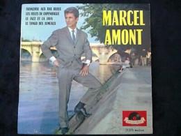 Marcel Amont: Françoise Aux Bas Bleus-Le Jazz Et La Java./ 45t Polydor 21 875 - Vinyl Records