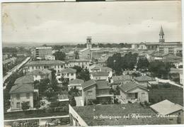 SAVIGNANO SUL RUBICONE( FORLI)-PANORAMA-B/N -VIAGGIATA1972-TIMBRO POSTE SAVIGNANO SUL RUBICONE,EDIZ.CARTOTERIA FABBRI G - Forlì