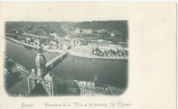 Dinant - Panorama De La Ville Du Faubourg St. Médard - 1901 - Dinant