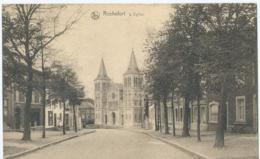 Rochefort - L'Eglise - Ern. Thill Série 11 No 19 - 1921 - Rochefort