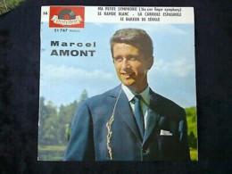 Marcel Amont: Ma Petite Symphonie-Le Rapide Blanc/ 45t Polydor 21 767 - Vinyl Records