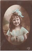 Petite Fille - 1918 - Photographie