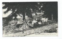 07 – LARGENTIERE : Vue Sous Les Acacias - Largentiere