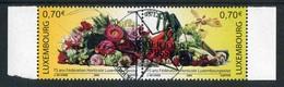 """Timbres* De 2006 Du LUXEMBOURG Gommés """"75e Anniversare De La Fédération Horticole"""" - Oblit. PJ 05/12/2006 - Used Stamps"""