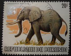 896° - Burundi