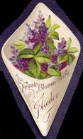 PRINT From J. STERN BERLIN -  FEINSTE  BLUMEN  FLIEDER - Cc 1910/15 - Labels