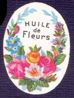 PRINT From J. STERN BERLIN -  HUILE  De  FLEURS - Cc 1910/15 - Labels